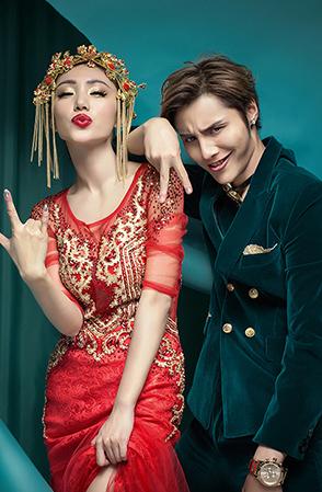 中国婚礼-襟翟