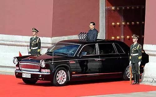 历届国家领导人检阅车辆全集合 看完之后瞬间涨姿势了!